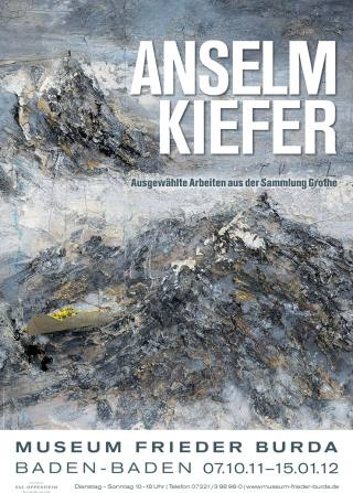 Anselm Kiefer - Plakat
