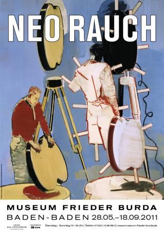Neo Rauch - Plakat