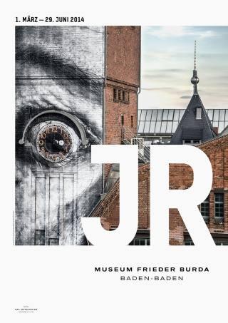 JR - Plakat
