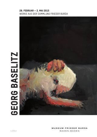 GEORG BASELITZ - Plakat