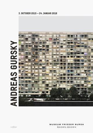 Andreas Gursky - Plakat