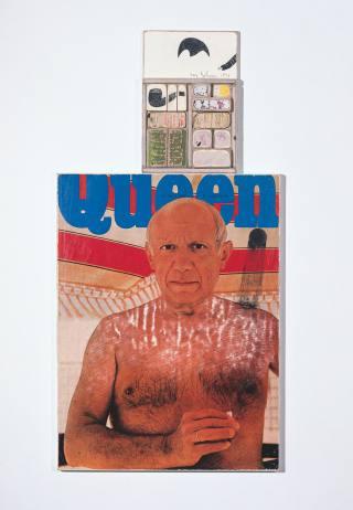 Ray Johnson - Plakat