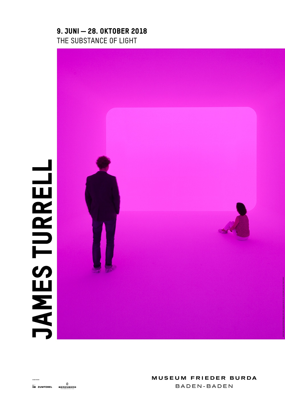 Ausstellung James Turrell museum frieder burda