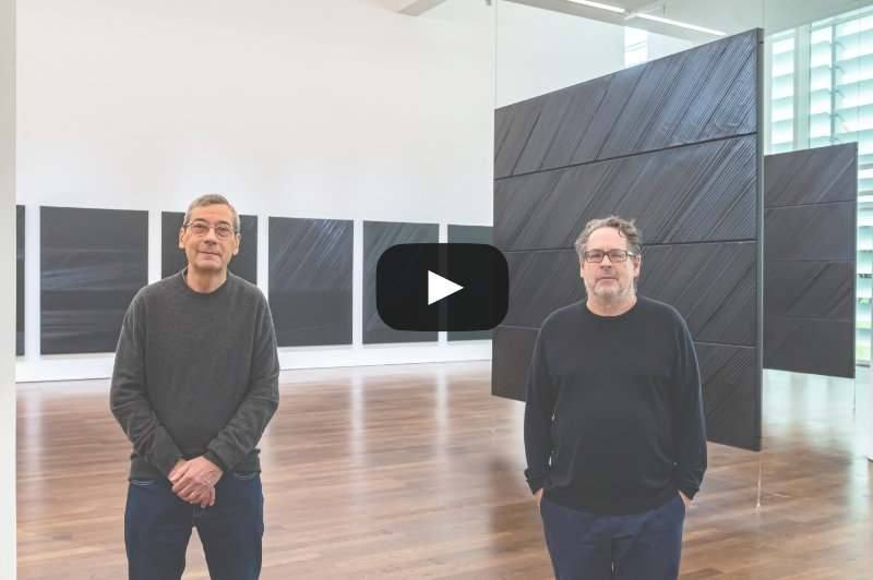 Soulages Film museum frieder burda