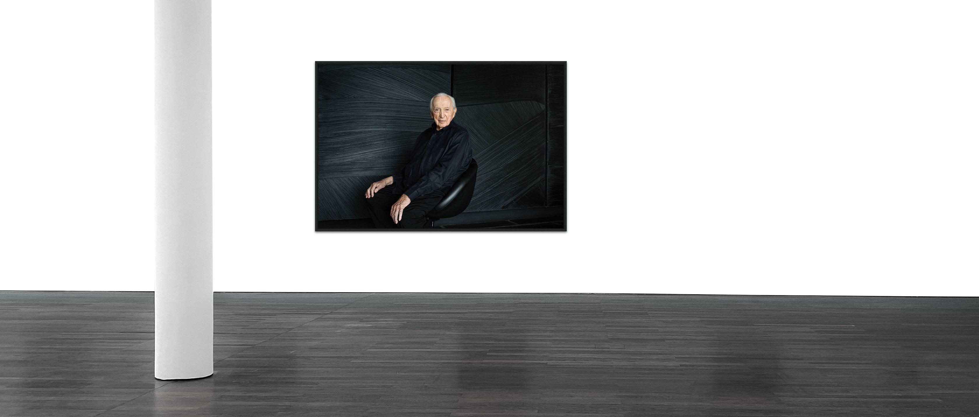 Soulages museum frieder burda